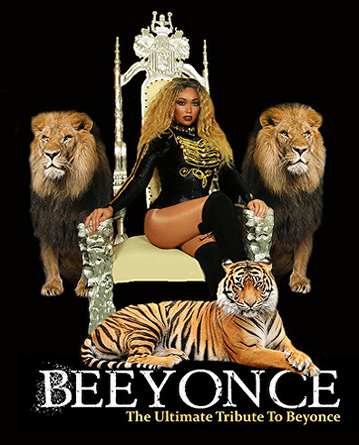 beyonce tribute act
